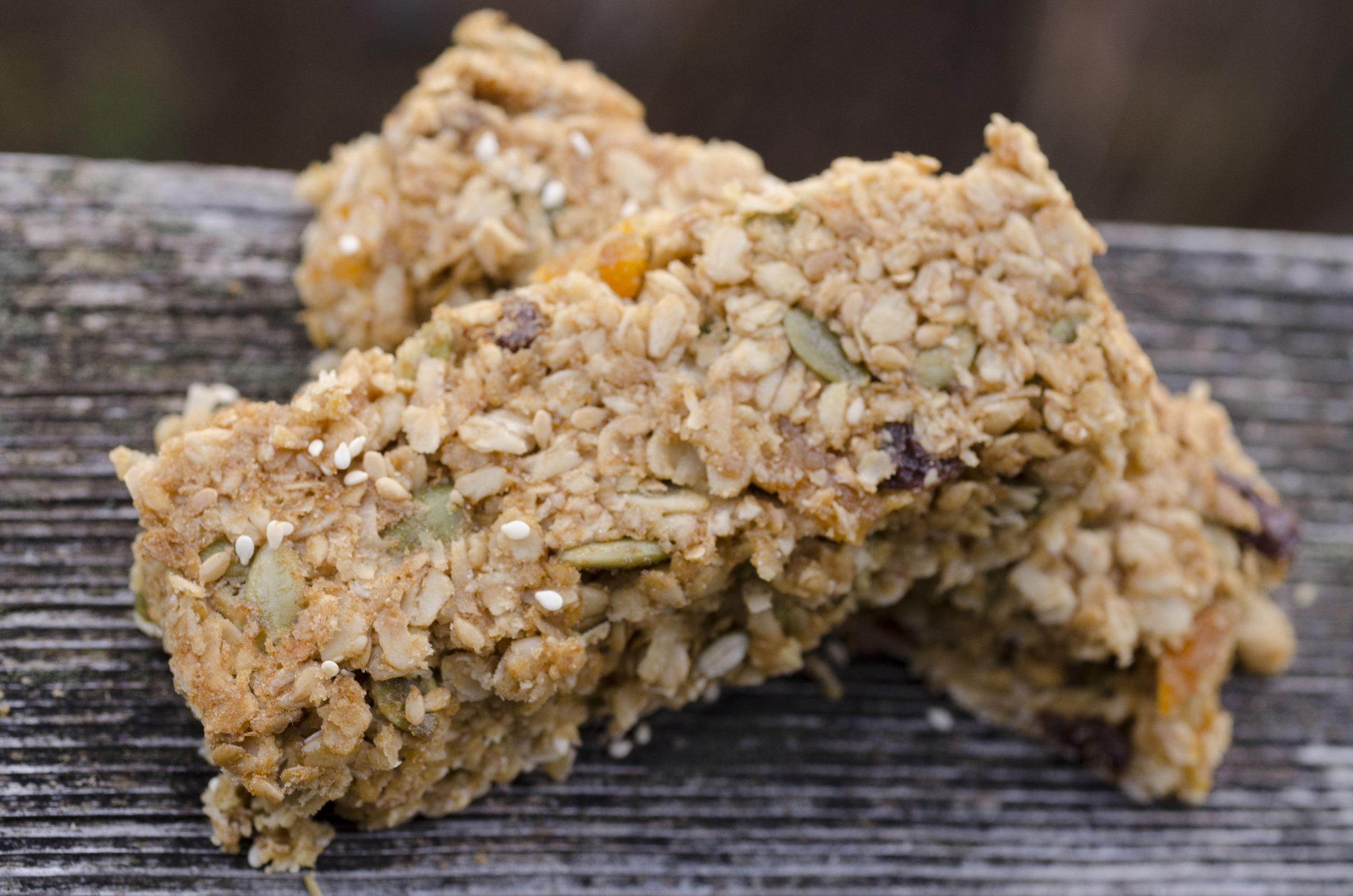 SPL granola bar